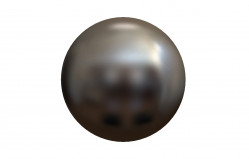 Titanium Reference Balls Diamter 2.5mm 3 pack