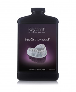 KeyPrint KeyOrthoModel Resin Grey 1kg