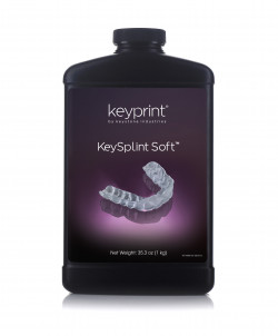 KeyPrint KeySplint Soft Transparent 1kg