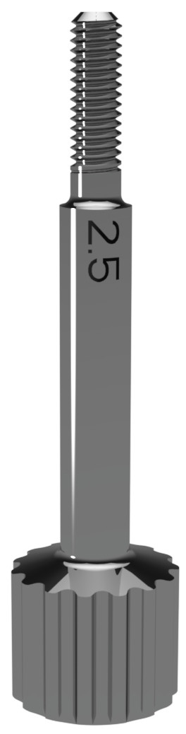 Insertion Tool for Analog - AT-25 M2.5