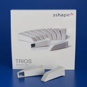 3Shape Scanner Tip -TRIOS Color Box of 10 tips