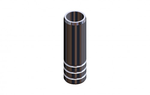 Titanium Single Sleeve D3L10 pk of 10
