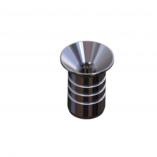 Universal Inner Sleeve with funnel 1.5x6.0 pk 10