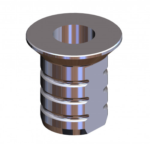 Titanium Inner Sleeves with depthstop pk of 10