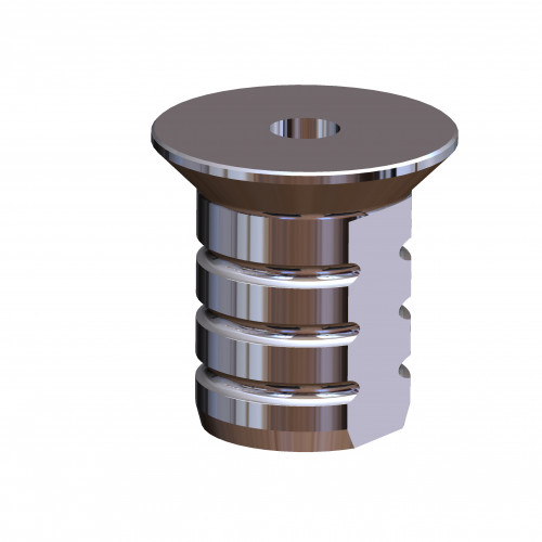 Titanium inner sleeves w/ depth stop D116L5 10pk