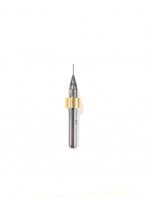 Dental Axess 0.6mm Diamond Ball End 6mm Shaft