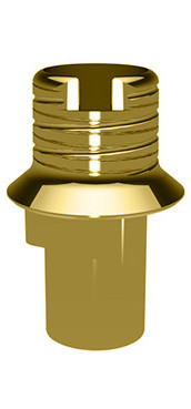 Elos Accurate® Hybrid Base™ Engaging NobelReplace and Replace Select™ 4.3 RP