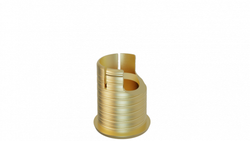 Elos Accurate® Hybrid Base H™ Non-Engaging NobelReplace and Replace Select™ 4.3 RP