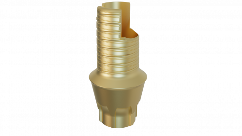 Elos Accurate® Hybrid Base H™ Engaging Astra Tech Implant System EV 4.8