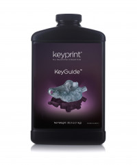 KeyPrint KeyGuide - Transparent - 1 KG/MDI