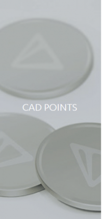 200 3Shape CAD Points
