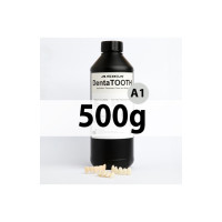 Asiga DentaTOOTH A1 500g Bottle