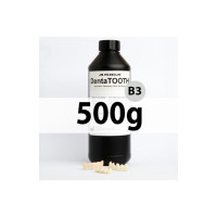 Asiga DentaTOOTH B3 500g Bottle