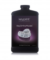 KeyPrint KeyOrtho Model Resin - Grey - 1KG