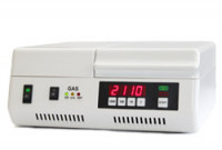 Otoflash G171-6: high-power flash-curing machine with protective gas port