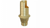 Elos Accurate® Hybrid Base H™ Engaging Astra Tech Implant System EV 4.2