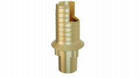 Elos Accurate® Hybrid Base H™ Engaging NobelReplace and Replace Select™ 4.3 RP