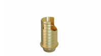 Elos Accurate® Hybrid Base H™ Non-Engaging Nobel Conical Connection and NobelActive 3.5/3.75 NP